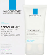 La Roche-Posay Effaclar Mat Daily Moisturizer Oily/Acne Skin 40 Ml