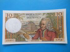 10 francs Voltaire 8-11-1973 F62/64 PRESQUE NEUF