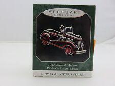 Hallmark Keepsake Ornament Miniature 1937 Steelcraft Auburn Kiddie Car Classics