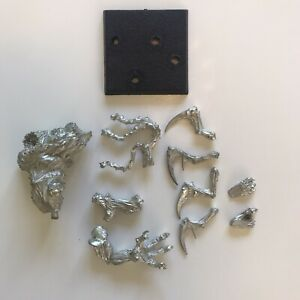 Old Metal Warhammer Chaos Spawn Unmade/unpainted