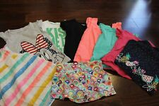 Girl Size 5-5T Short Sleeve Sleeveless Spring Summer Shirts by Carter's