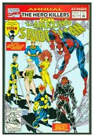 Marvel Comic 1994   F // VF 717 Web of Spider-Man   Annual  # 10