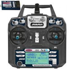 RADIOCOMANDO RADIO + RICEVENTE RC FCX-6 6 CANALI 2,4 GHZ DISPLAY TELEMETRIA PRO