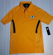 BRAND NEW Men's Green Bay Packers Game Day Club Polo Small FREE SHIPPING