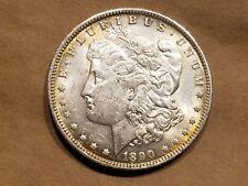 1890 O Morgan Silver Dollar Liberty Head $1 Coin UNC MS Uncirculated VERY NICE