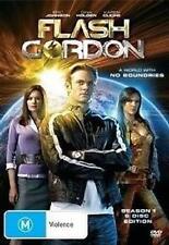 FLASH GORDON Complete Season 1: Eric Johnson 6DVD NEW