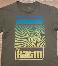 Kanvas by Katin t-shirt Surfing (M) Brown Color