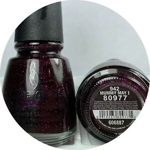 China Glaze Nail Polish Mummy May I 942