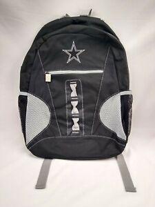 Dallas Cowboys NFL Zipper Backpack Zipper Pocket