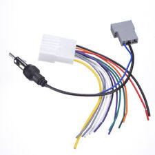 Car Stereo Wiring Harness Adapter Cable Radio Install Plug For Nissan 70-7552 US(Fits: Nissan)