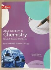 AQA GCSE (9-1) Chemistry Grade 5 Booster Workbook For Combined Science: Trilogy
