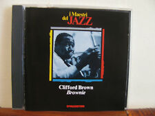 CLIFFORD BROWN brownie-CD-Maestri del Jazz-De Agostini-fino 2 cd spese sped.fiss