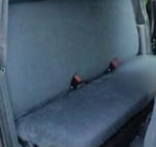 DODGE RAM 1991-2001 SEAT COVERS REAR BENCH BLACK