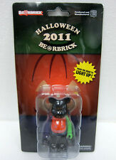 Bearbrick 2011 Halloween Be@rbrick Trick or Treat Light Up 100% Limited Figure