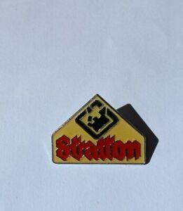 Vintage Stratton Ski Pin Free Ship