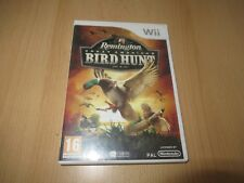 Remington Super American Oiseau Chasse Nintendo Wii Version Pal