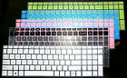 Keyboard Cover Skin Protector for HP 15-BS*** 15-BR***17-BS*** 17M-AE***