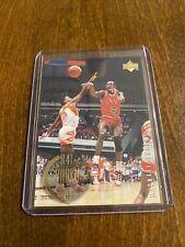1995 Upper Deck Michael Jordan 137 The Rookie Years 84 85 Sports Card