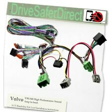 SOT-8583-Xd Lead/Extension Kit for Parrot CK3100/Volvo V50,S40 Amp in boot,trunk