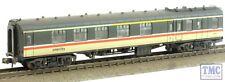 374-087 Farish N Gauge BR Mk1 BCK Brake Corridor Comp Intercity TMC Weathered