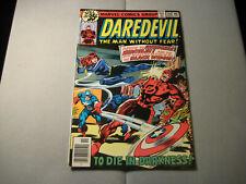 Daredevil #155 Return Black Widow (1978, Marvel Comics)