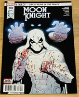 Moon Knight #189 Rare Key Issue 2017 Marvel Comic VFN 1st Appearance The Truth