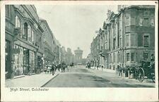 Colchester High Street 1904. 13 Myland Road - E Mallet (Cousin) QX.589
