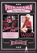 LADIES NIGHT / HER WICKED WAYS (Annette Haven) - DVD - UK Compatible