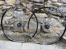 "Stan's NoTubes Crest Mountain Bike Wheel Set 29"" 15x100 Thru 135mm QR"