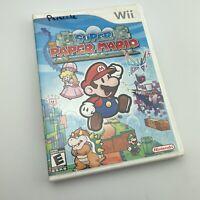 Wii-Super Paper Mario (Nintendo Wii, 2007)