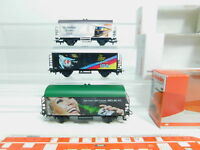 BL479-0,5# 3x Märklin H0/AC Güterwagen: 44202 Welde + 94230 + IPA, NEUW+OVP