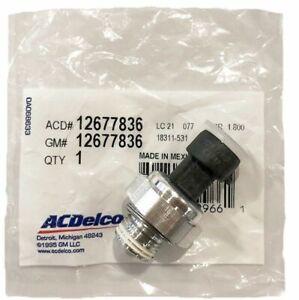 ACDELCO 12677836 Oil Pressure Sensor GM Original Equipment for Chevrolet D1846A