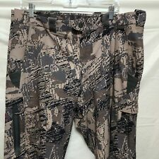 Sitka Mens Optifade Gore Open Country Hunting Pants 38 x 34 Camouflage Digital