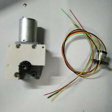 Metal Drive Rotation Motor + Wire Set for HUINA 550 350 510 15CH RC Excavator