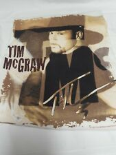 Vintage 1997 Tim Mcgraw Cronies Single Stitch T Shirt Xl