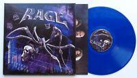 RageStrings to a WebGerman LIMITED BLUE VINYL LP - 150 MADE ! (100)
