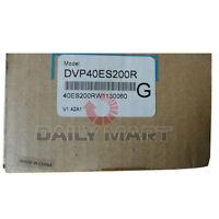 Delta DVP40ES200R Programmable Logic Controller O/P-R Built in RS232/RS485 Port
