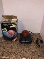 Sega Genesis Quick Shot XVI Deluxe Joyball Controller with box sega