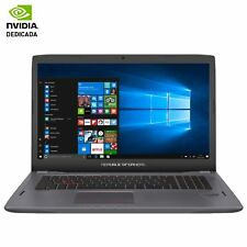 "Portatil ASUS Gl702vm-ba310t I7-7700hq 17.3"" 16GB"
