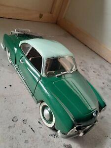 VW KARMANN GHIA 1957 1/18 SOLIDO DIE CAST