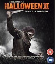 Halloween II Blu-ray DVD Region 2
