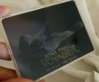 1995 Star Trek VOYAGER SERIES ONE COLLECTOR CARDS SKYBOX SKYMOTION