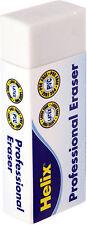 Helix  Professional Eraser Plastic Eraser For Paper & Film