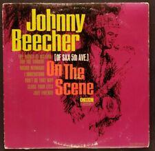 Johnny Beecher On The Scene