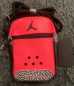 Nike Air Jordan Retro 3 Festival Crossbody University Red Bag Style 9A0420-U20