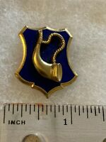 Authentic US Army 188th Infantry Regiment Unit DI DUI Crest Insignia GEMSCO