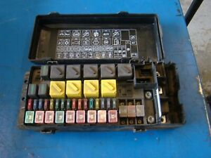 Discovery 2 98-04 Td5 engine bay fuse box