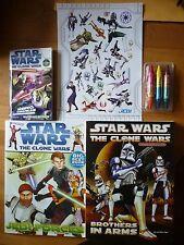 Star Wars: The Clone Wars Coloring Books & Activity Fun Tote