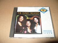 The Three Degrees A Collection Of Their 20 Greatest Hits cd Excellent + conditio
