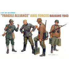 "Dragon 6563 ""Fragile Alliance"" Axis Forces BALKANS 1/35 scale plastic model kit"